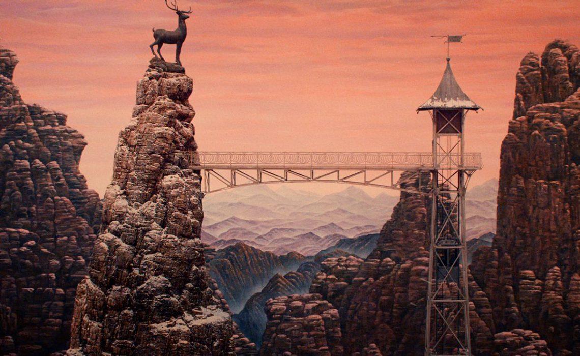 The Grand Budapest Hotellà bộ phim tình cảm lãng mạn.